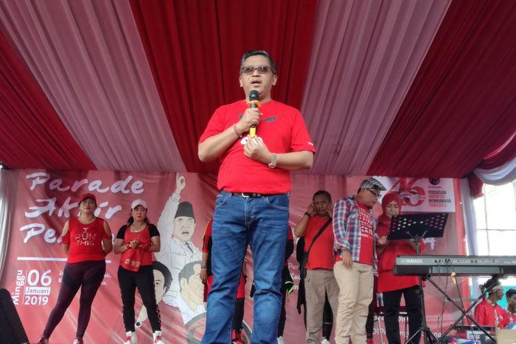 Bambang Widjojanto Dicoret dari Panelis Debat, Ini Tanggapan Tim Kampanye Jokowi-Ma'ruf