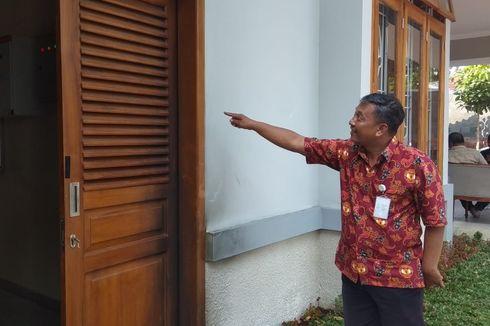Rumah Dinas Ketua DPRD Kota Magelang Dilempar Bom Molotov oleh Orang Tak Dikenal