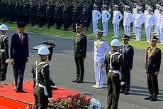 Pesan Jokowi untuk Perwira Muda TNI-Polri: Jangan Pernah Kecewakan NKRI