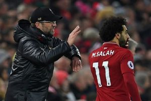 Daftar Top Skor Liga Inggris, Mohamed Salah Jauhi Kane dan Aubameyang