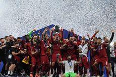 Tottenham Vs Liverpool, The Reds Pantas Juarai Liga Champions
