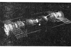 50 Tahun Lalu, Uni Soviet Cetak Sejarah Pemindahan Awak Pesawat Luar Angkasa