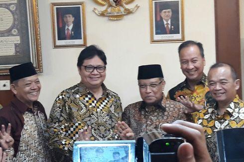 Said Aqil: Akbar Tanjung Bapaknya Orang NU, Idrus Marham Orang NU..