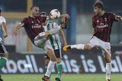AC Milan Gagal Menang, Bonucci Kecewa