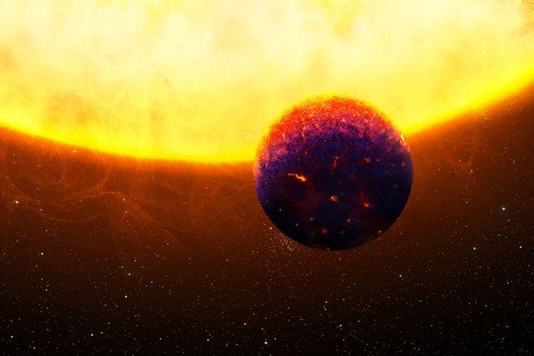 ilustrasi Bumi-super