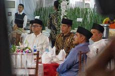 Di Rumah Ketua MPR, Presiden Jokowi Berbuka dengan Es Kopyor dan Kolak Pisang