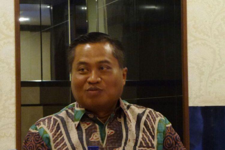 Sekretaris Jenderal Dewan Pimpinan Pusat (DPP) Organisasi Angkutan Darat (Organda) Ateng Aryono