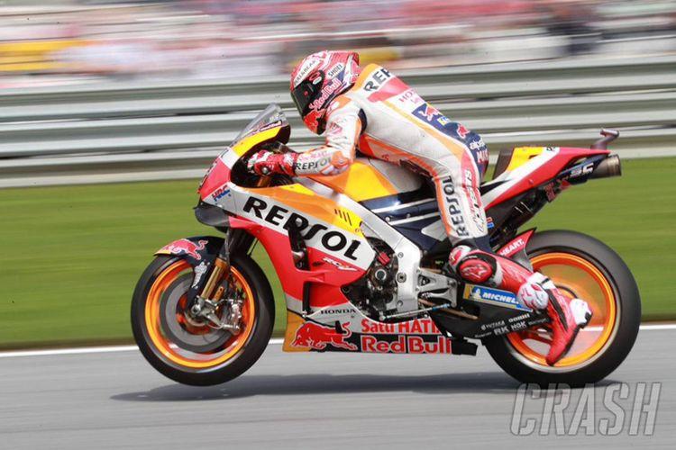 Marc Marquez GP Austria
