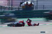 [Live MotoGP] Lorenzo Jatuh di Lap Pertama