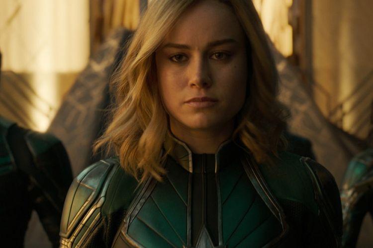 Brie Larson Ungkap Soal Pemberdayaan Perempuan Dalam Kapten Marvel