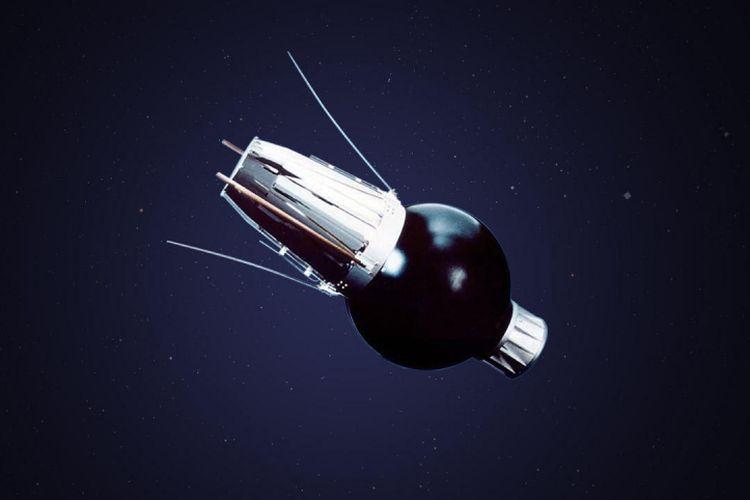 Satelit pertama Jepang Ohsumi