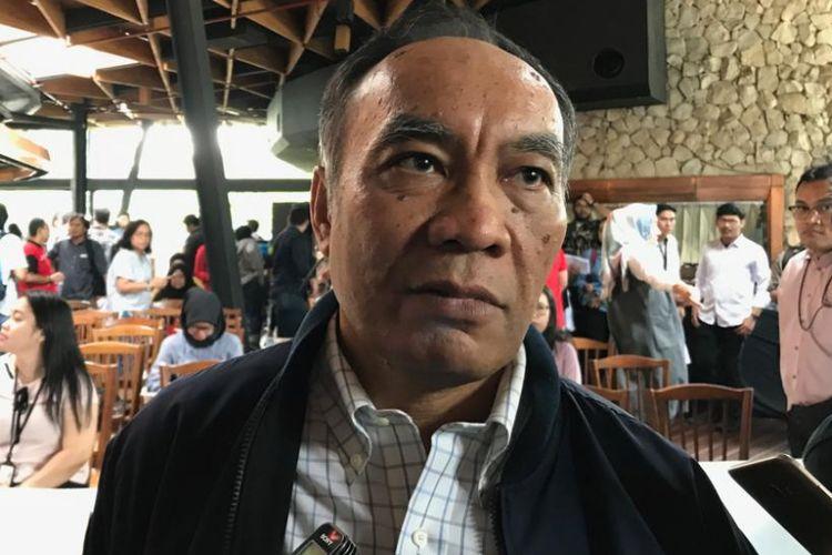 Direktur Retail Banking Bank Mandiri Donsuwan Simatupang