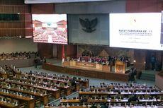 Survei LSI: 6 Partai Tak Lolos ke DPR, 5 Partai Belum Aman