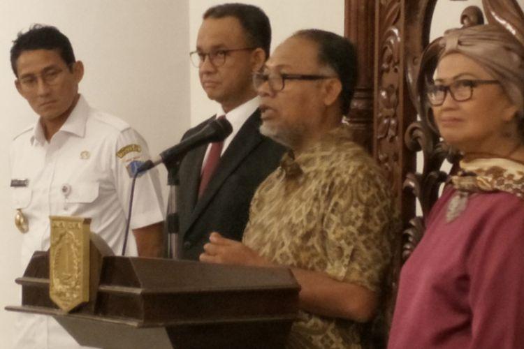 Image result for tgupp anies izinkan bela prabowo