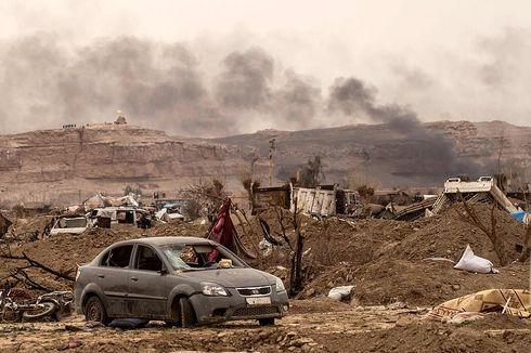 [POPULER INTERNASIONAL] ISIS Tembak Mati SDF | Israel Serang Hamas