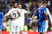 Hasil Copa Del Rey, Real Madrid Lolos dengan Agregat 10-1