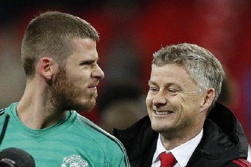 Solskjaer Akan Samai Rekor Ferguson jika Man United kalahkan Arsenal