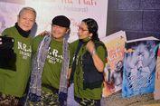 Tiga Penulis Tampil di Sastra Bulan Purnama