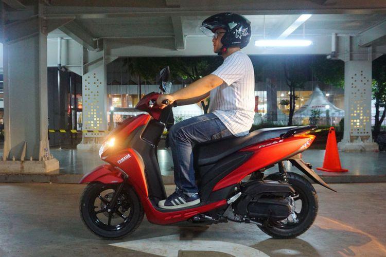 Yamaha Freego 125 diperkenalkan untuk pertama kali pada ajang IMOS 2018. Skutik ini dibanderol mulai Rp 18 jutaan sampai Rp 22 jutaan. Skutik ini sudah memiliki fitur ABS