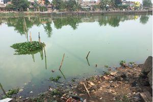 Puluhan Tahun Lalu, Situ Rawa Kalong Airnya Bening, Kini Kotor dan Berbau Amis...