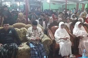 Ribuan Warga Hadiri Haul Ayahanda Presiden Jokowi di Boyolali