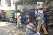 Pedagang Hewan Peliharaan di Trotoar Jatinegara Juga Akan Direlokasi