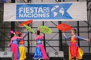 Ketika 7 Tarian Nusantara Pukau Publik Chile di Peñaflor...