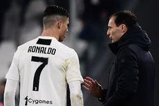 Allegri: Saya Tidak Menyesal Istirahatkan Ronaldo