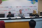 Rahasia Persipura Tahan Imbang Sriwijaya FC di Jakabaring