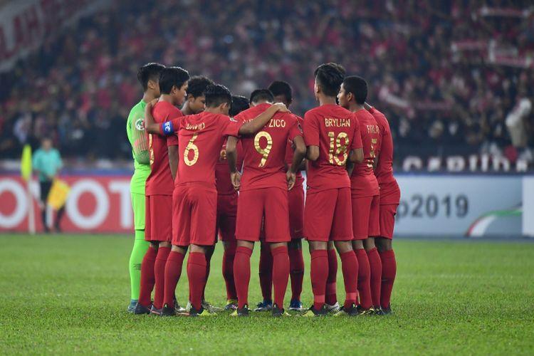 Menang Satu Laga Lagi, Timnas U16 Indonesia Akan Lolos ke Piala Dunia  Good News from Indonesia