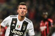 Resmi, Mandzukic Perpanjang Kontrak dengan Juventus