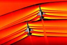 Pertama dalam Sejarah, NASA Potret Interaksi Gelombang Supersonik
