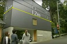 Bisa Dicontoh, Desain Rumah Selebar 3,6 Meter