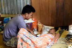 Seorang Nenek Ditemukan Terbaring di Tanah, Kondisinya Terlantar dan Sakit