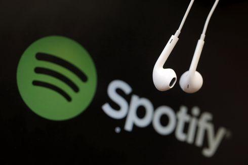 Spotify Uji Fitur Perintah Suara