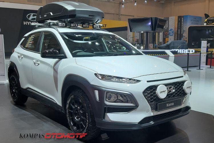 Hyundai Kona di GIIAS 2019