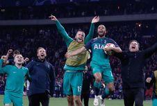 Ajax Vs Tottenham, Kane Sempat Tak Yakin Spurs Akan Lolos