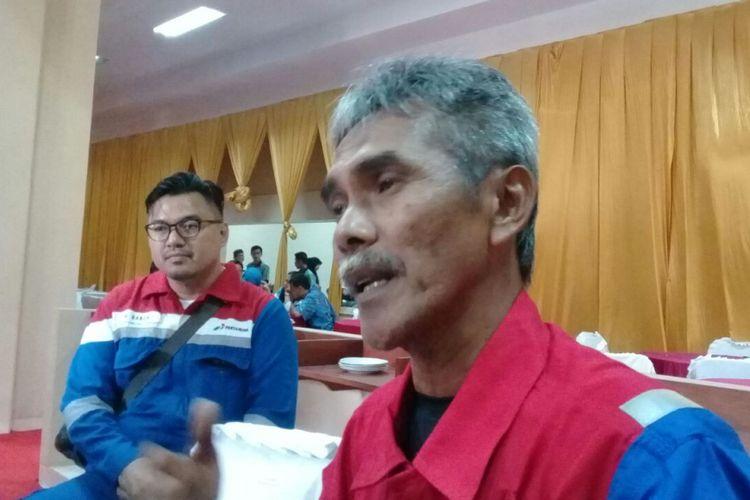 Syamsu Alam, Direktur Hulu PT Pertamina