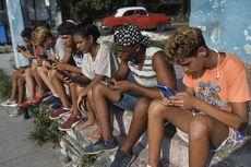 Biaya Mahal, Koneksi Lambat, dan Sensor Pemerintah, Warga Kuba Keluhkan Internet