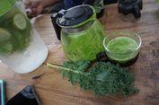 Menikmati Jus Kale dan Daging Analog di Kebun Sayur Banyuwangi
