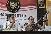 Kapolri Tunjukkan 3 Senjata Api yang Akan Dipakai Tersangka Saat Demo 22 Mei