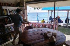 Menikmati Pantai dan Makanan Sembari Membaca di Lhokseumawe