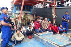 Curi Ikan di Perairan Indonesia, 2 Kapal Berbendera Vietnam Diamankan