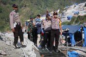Kapolda Pimpin Personel Gabungan Tutup Tambang Ilegal Gunung Botak