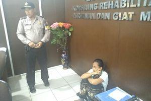 Bawa Kabur Motor Tetangga, Ibu Muda Ditangkap Setelah Aksi Kejar-kejaran