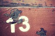 Mengapa Angka 13 Dianggap 'Keramat'?