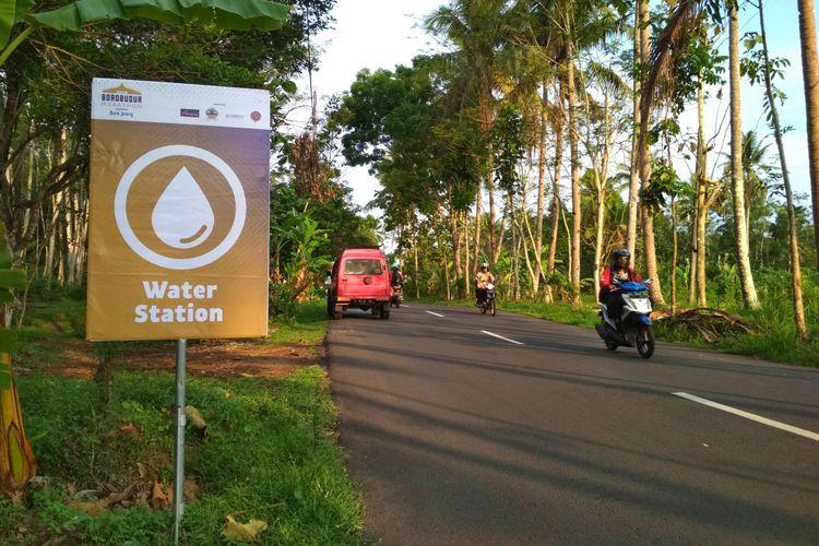 Borobudur Marathon 2018, 16 Mobil Ambulans Siap Sedia