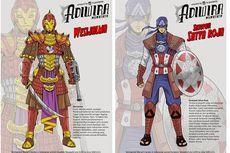 Seniman Ini Bikin 11 Karakter Avengers Versi Kerajaan Majapahit