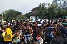 Mahasiswa Papua Bubar dari LBH Jakarta, Mereka Demo Lagi Pekan Depan