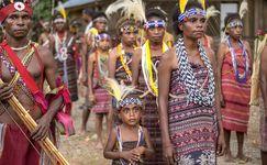 Mengenal Tari Kafuk, Budaya Pencair Suasana dari Tambrauw